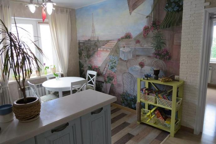 2 комнатная квартира  в районе Матмасы, ул. Академика Сахарова, 44, г. Тюмень