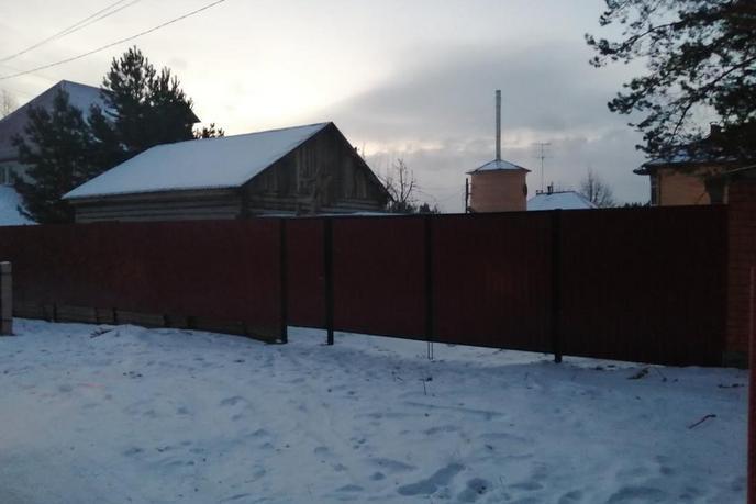 Загородный дом, д. Черная речка, по Червишевскому тракту