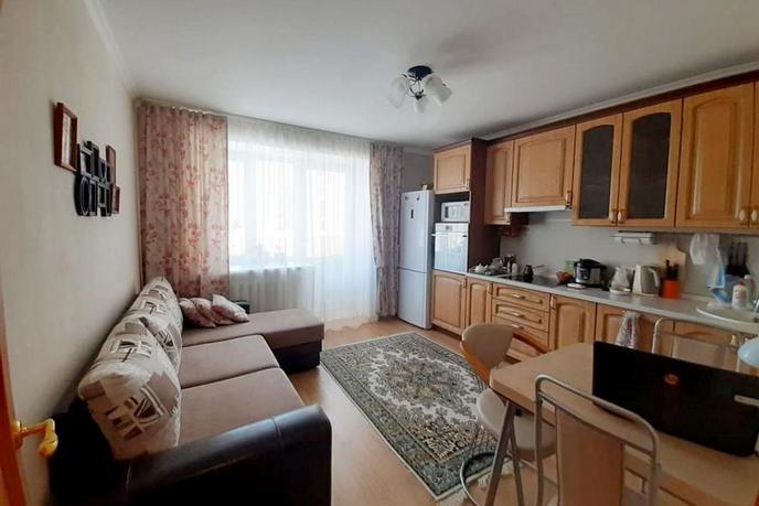 1 комнатная квартира  в районе Маяк, ул. Восстания, 19, ЖК На Восстания, г. Тюмень
