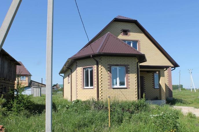 Загородный дом, с. Червишево, по Червишевскому тракту