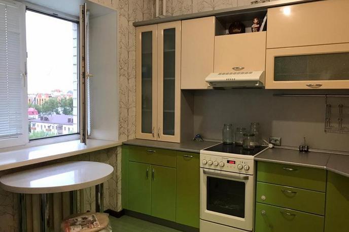1 комн. квартира в аренду в районе Выставочного зала, ул. Одесская, г. Тюмень