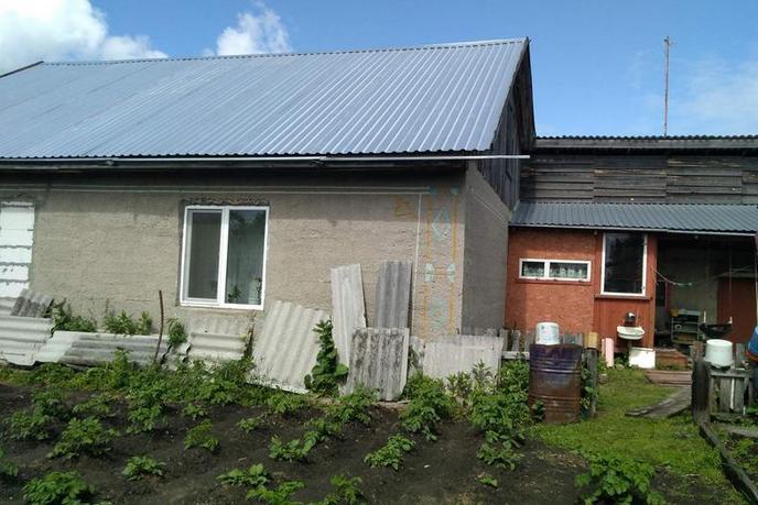 Частный дом с баней, с. Булашово, по Тобольскому тракту