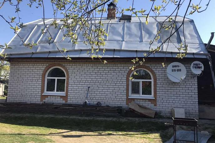 Загородный дом с баней, д. Костылева, по Червишевскому тракту