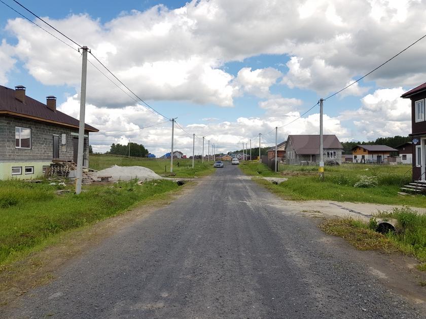 Участок под ИЖС или ЛПХ, в районе КП Альпийская долина, с. Кулига, по Ирбитскому тракту, Коттеджный поселок Альпийская Долина