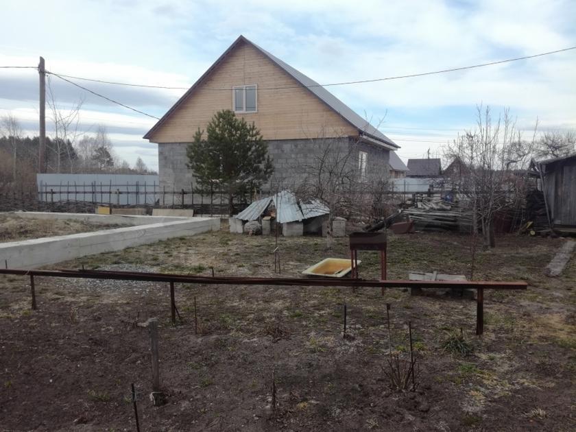 Садовый участок, п. Боровский, по Ялуторовскому тракту