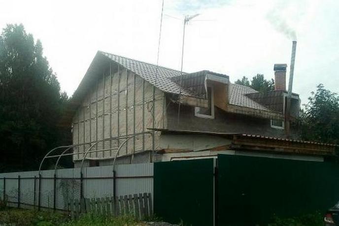 Дом с баней, с/о Черемушки, по Ялуторовскому тракту