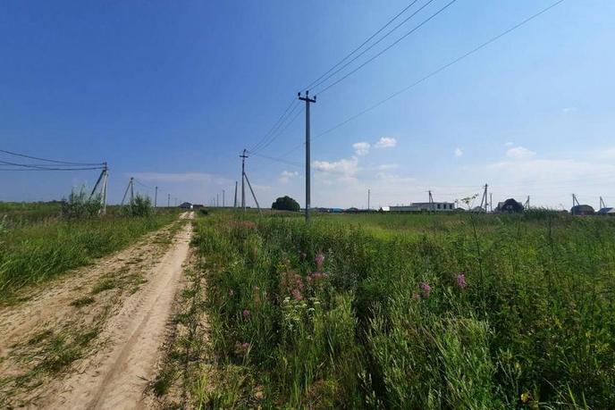 Участок под ИЖС или ЛПХ, в районе Центральная часть, п. Якуши, в районе Старый тобольский