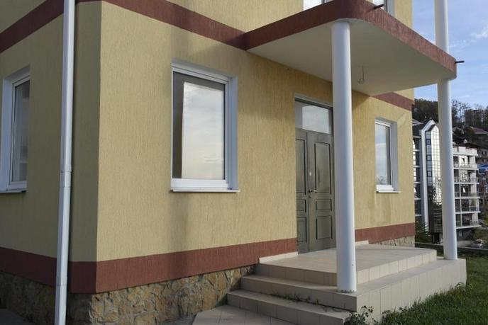 Коттедж с баней, в районе Приморье, г. Сочи
