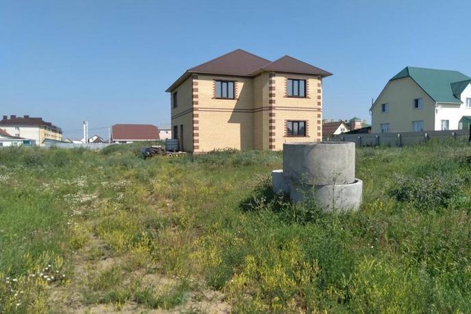 Строящийся дом, с. Исетское, по Червишевскому тракту