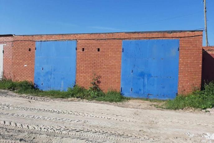 Гараж капитальный в районе Нагорный Тобольск, г. Тобольск,  ГК «Тепловик»