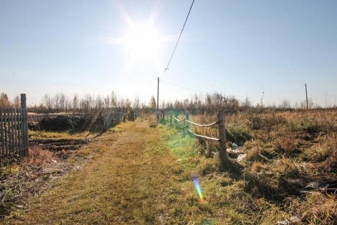 Садовый участок, д. Ломаева, Уватский тракт