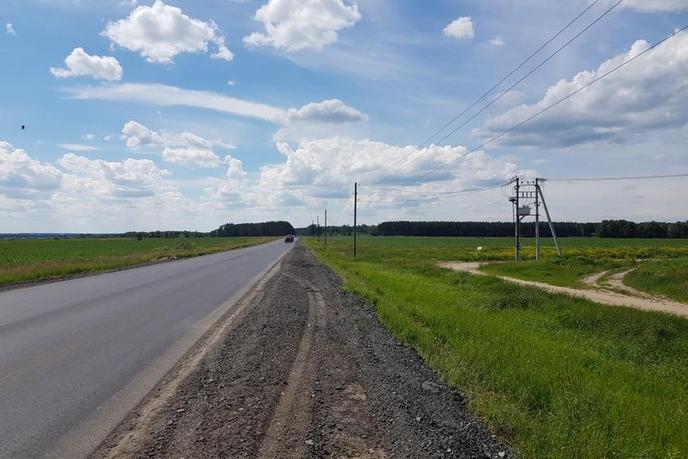 Участок под ИЖС или ЛПХ, д. Решетникова, по Салаирскому тракту