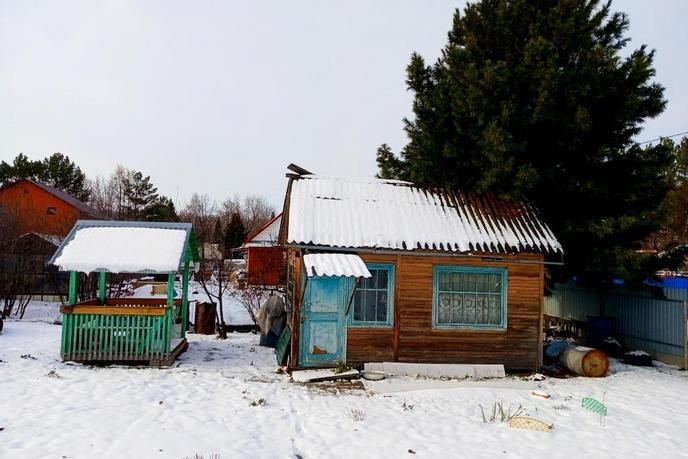 Дача с баней, в районе Березняки, с/о садовое товарищество Сосенка-81, по Салаирскому тракту