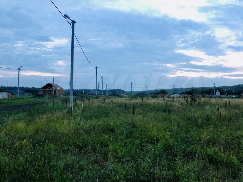 Участок под ИЖС или ЛПХ, в районе Труфаново, г. Тюмень