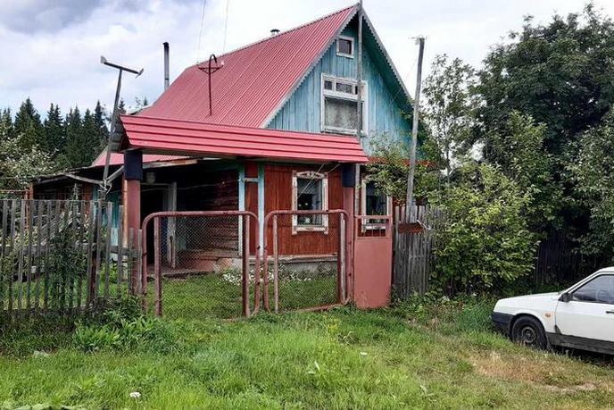 Загородный дом с баней, д. Колобова, по Московскому тракту