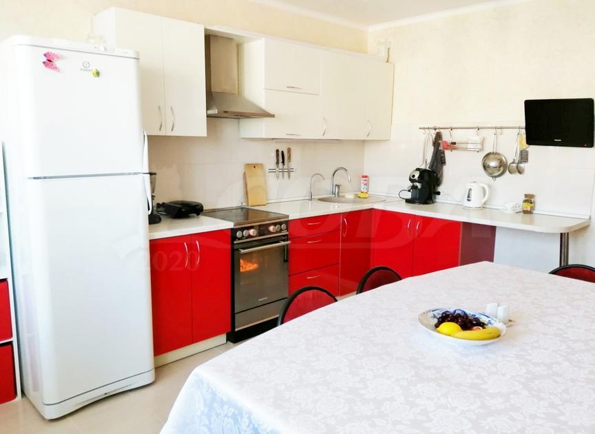 3 комнатная квартира  в районе Плеханово, ул. Кремлевская, 110/1, ЖК «Плеханово», г. Тюмень