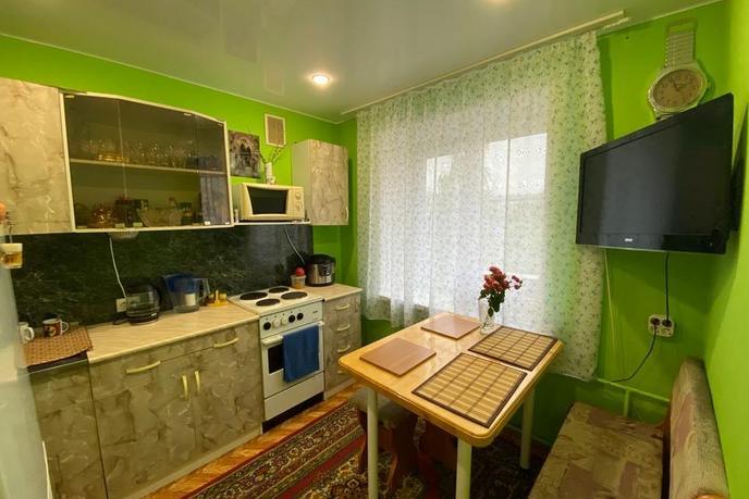 1 комнатная квартира  в Заречном мкрн., ул. Щербакова, 110, г. Тюмень