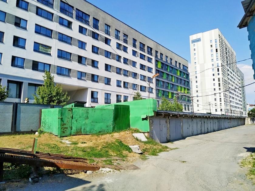Гараж капитальный в районе КПД (Харьковская), г. Тюмень, ГК