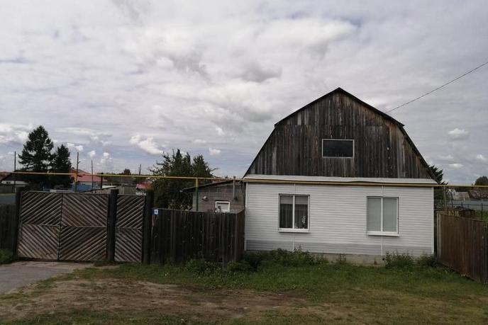 Загородный дом с баней, с. Мальково, в районе Старый тобольский