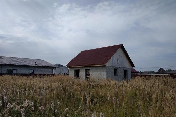 Загородный дом, д. Решетникова, по Салаирскому тракту