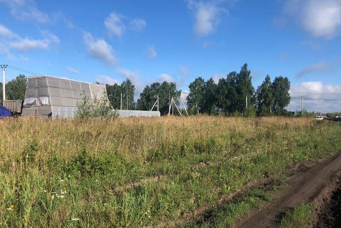 Участок сельско-хозяйственное, д. Субботина, в районе Старый тобольский