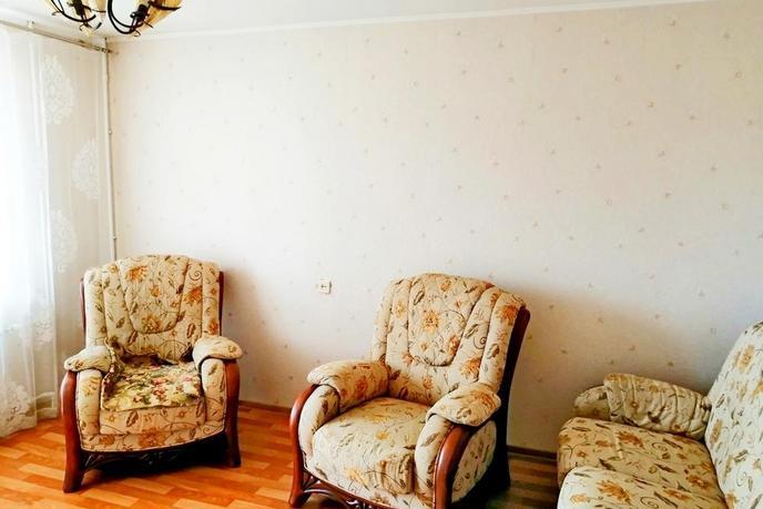 2 комнатная квартира  в районе Нагорный Тобольск, ул. 4-й микрорайон, 26, г. Тобольск