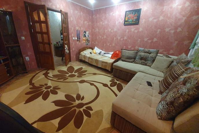 1 комнатная квартира  в районе Нагорный Тобольск, ул. 7-й микрорайон, 36, г. Тобольск