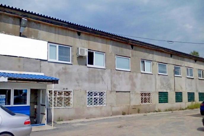 Складское помещение в отдельно стоящем здании, аренда, в районе Нагорный Тобольск, г. Тобольск