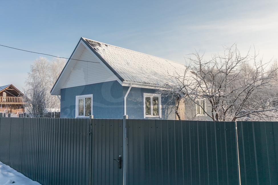 Новый дом, в районе 5 км. Московского тр. (дачи), г. Тюмень, по Московскому тракту