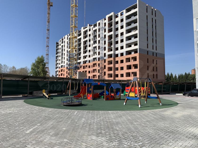 1 комнатная квартира  в новом доме,  в районе Дом Обороны, Жилой комплекс «Олимпия», г. Тюмень