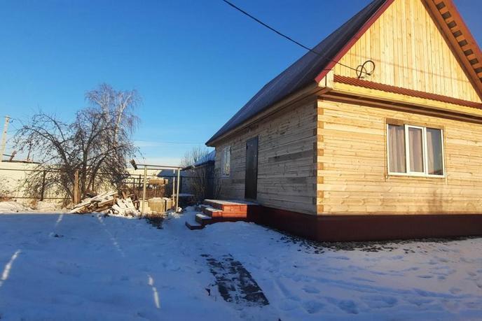 Загородный дом, с. Горьковка, в районе на Горьковку