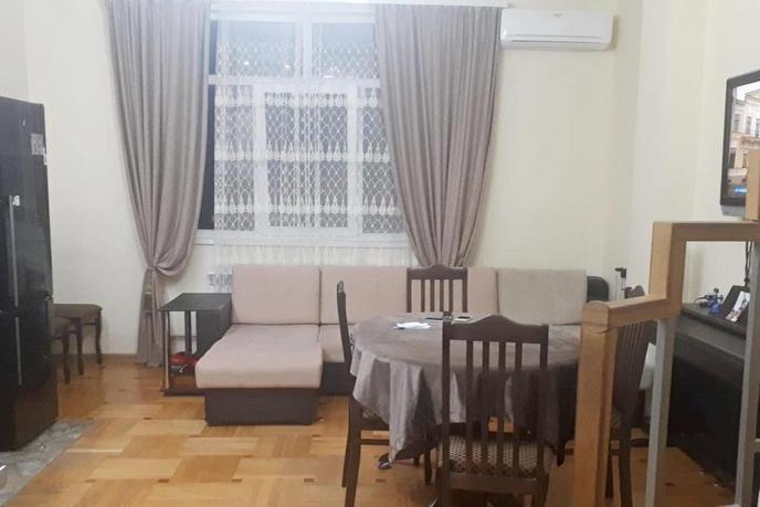 4 комнатная квартира  в районе Верхняя Мамайка, ул. Виноградный переулок, 1Б, г. Сочи
