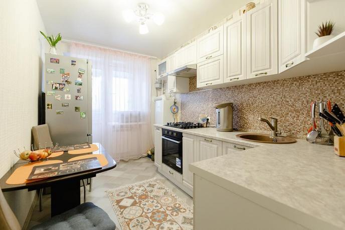 3 комнатная квартира  в районе Центральная часть, ул. Советская, 3, с. Успенка