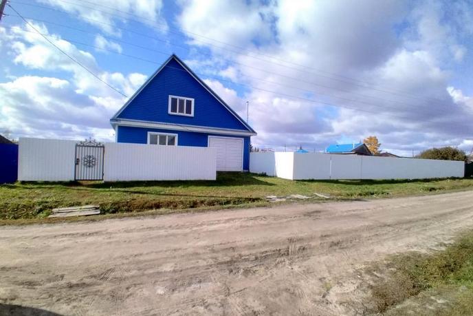 Загородный дом, с. Терсюкское, по Червишевскому тракту