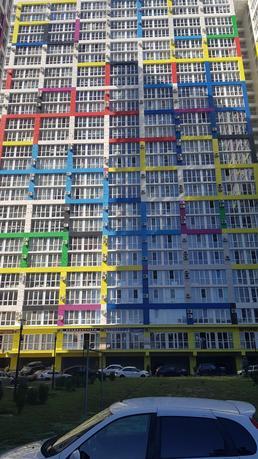 2 комнатная квартира  в районе Макаренко, ул. Пластунская, 123, ЖК «Раз Два Три», г. Сочи