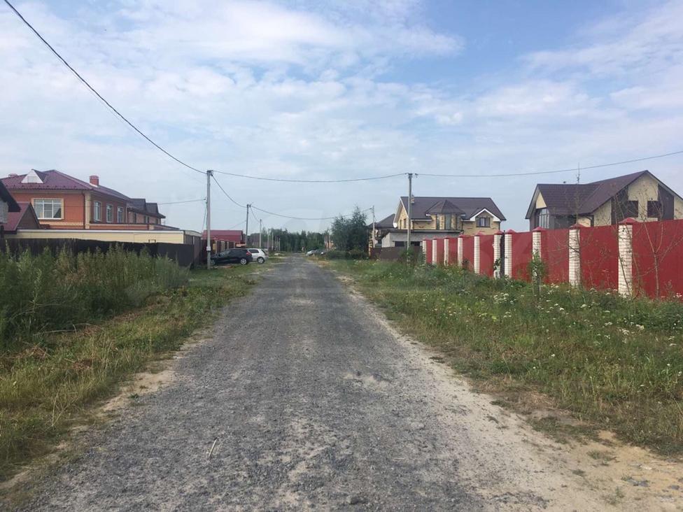 Участок под ИЖС или ЛПХ, с. Чикча, в районе Старый тобольский, коттеджный поселок Высокий Берег