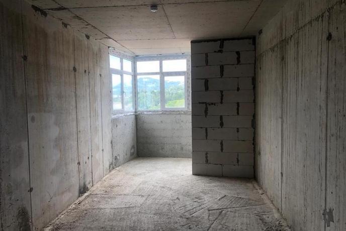 2 комнатная квартира  в районе Больничный Городок, ул. Дагомысский переулок, 18, ЖК «Огни Сочи», г. Сочи