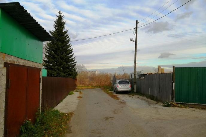 под снос, в районе Букино, г. Тюмень