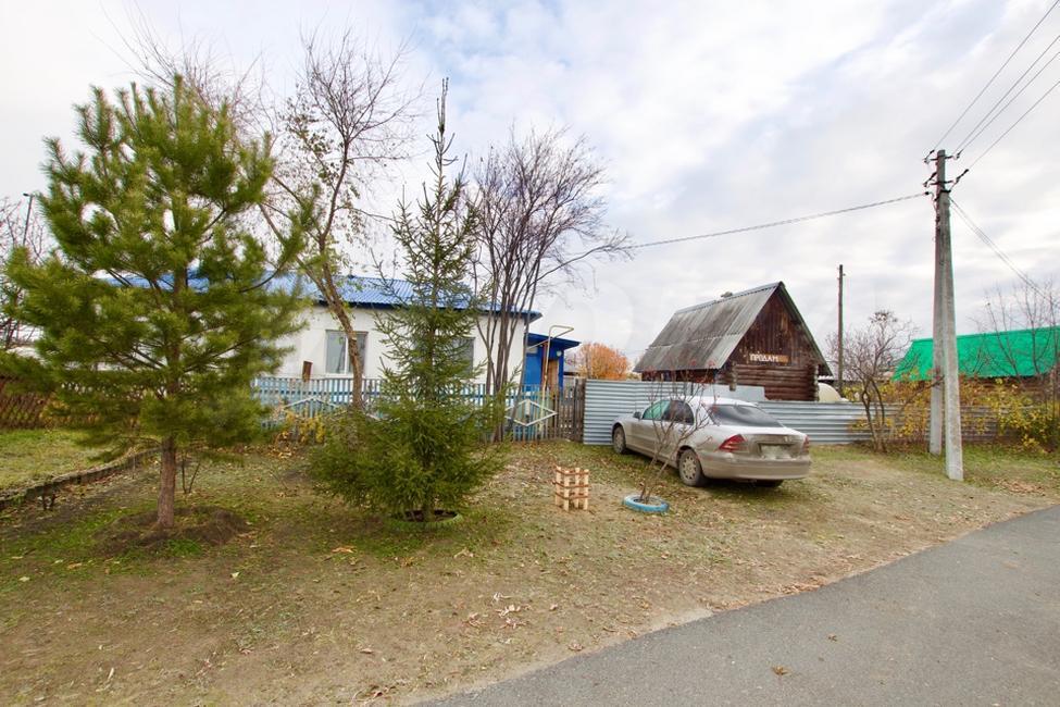 половина частного дома с баней, в районе Верхний бор, г. Тюмень
