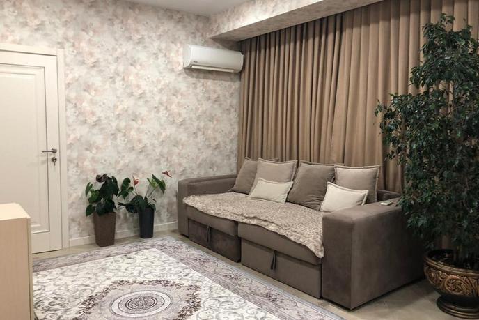 2 комнатная квартира  в районе Адлер Центр, ул. Аллейная, 5А, г. Сочи