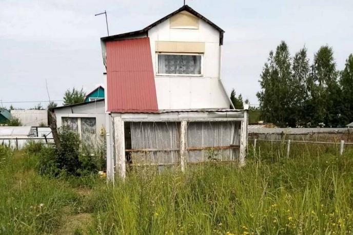 Дача с баней, с/о ПСОК Железнодорожник-2, в районе Восточная объездная