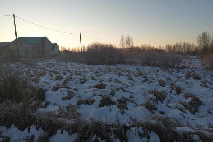 Садовый участок, с/о Архип, по Ялуторовскому тракту
