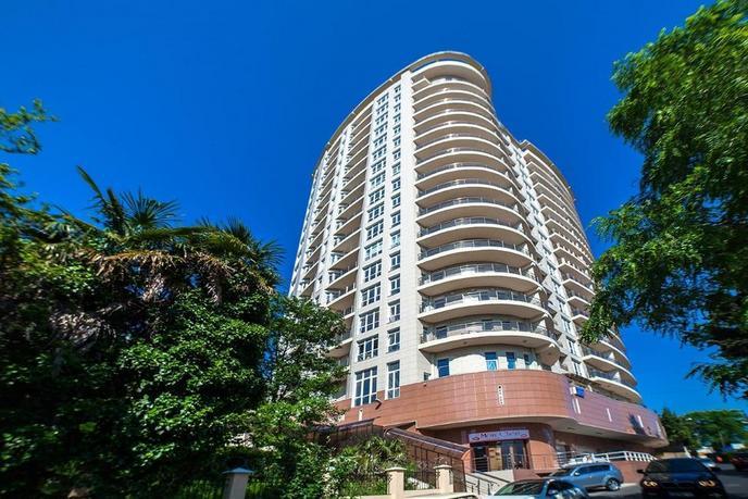 1 комнатная квартира  в районе Центральный, ул. Красная, 2, г. Сочи