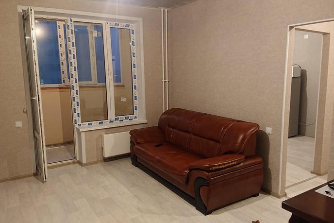 1 комнатная квартира  в районе Тюменская слобода, ул. Фармана Салманова, 8, ЖК «Легенда Парк», г. Тюмень