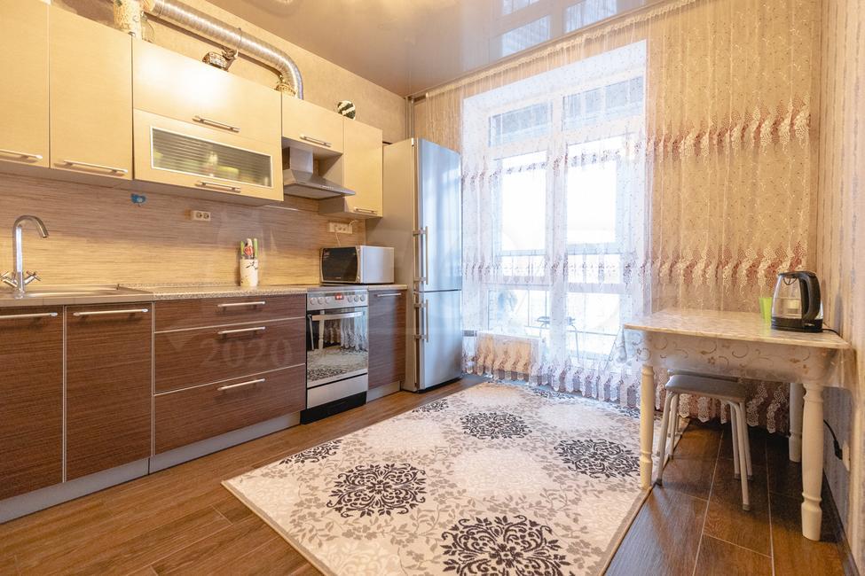 2 комнатная квартира  в районе Мыс, ул. Тимофея Чаркова, 81, ЖК «Звездный», г. Тюмень