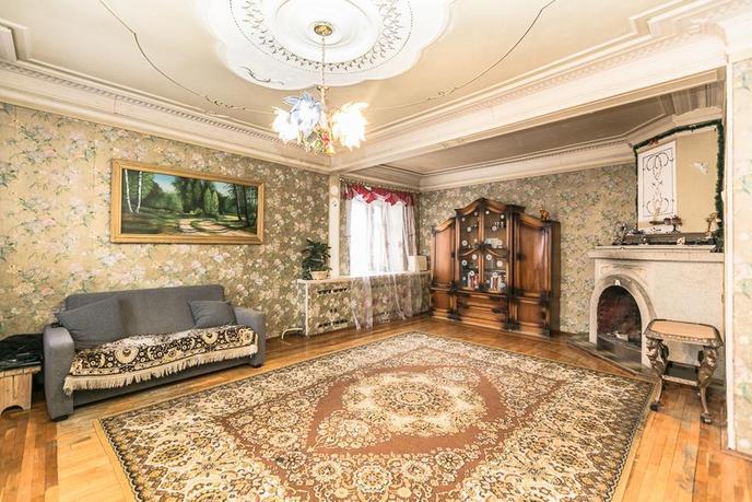 4 комнатная квартира  в историческом центре, ул. Республики, 24, г. Тюмень