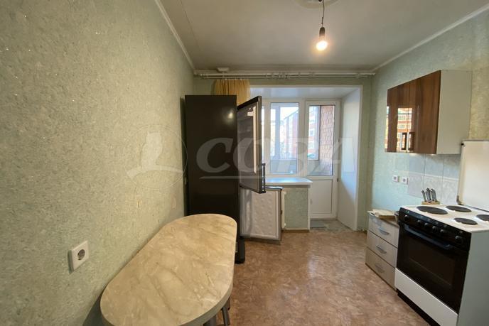 1 комн. квартира в аренду в районе Тарманы, ул. Блюхера, г. Тюмень