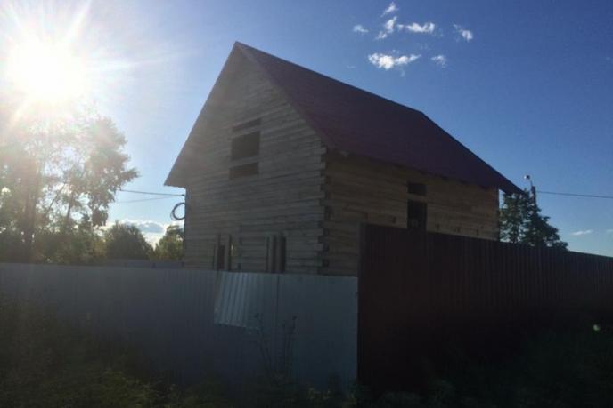 Недостроенный дом, п. Велижаны, по Велижанскому тракту