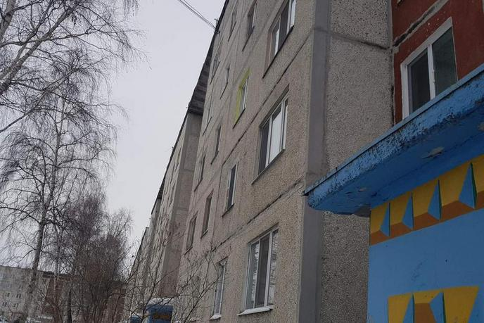 2 комнатная квартира , ул. 67 лет Октября, 1, с. Каскара