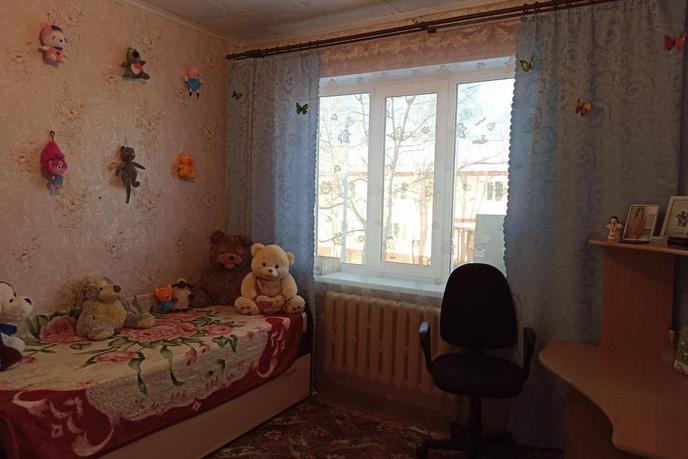2 комнатная квартира  в районе Левобережье, ул. Раздольная, 4, г. Тобольск